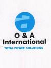 O & A INTERNATIONAL