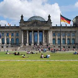 Reichstag Parliament Berlin
