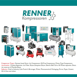 Renner Compressed Air Treatment