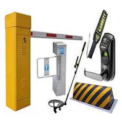 Road Scanner & Safety Equipment
